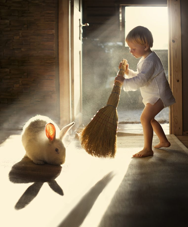 Photographs-of-countryside-children-and-animals-1