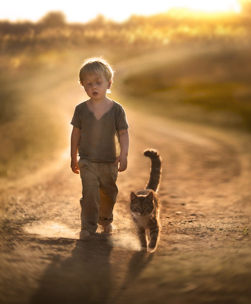Photographs-of-countryside-children-and-animals-4