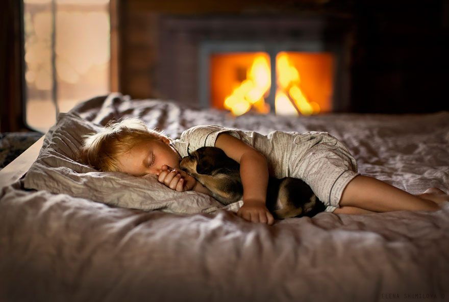 Photographs-of-countryside-children-and-animals-9