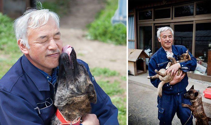 Man-risks-his-life-to-save-animals-left-in-Fukushima-9
