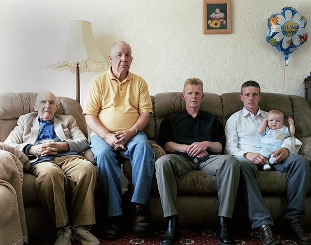 pictures-of-several-generations-of-one-family-1