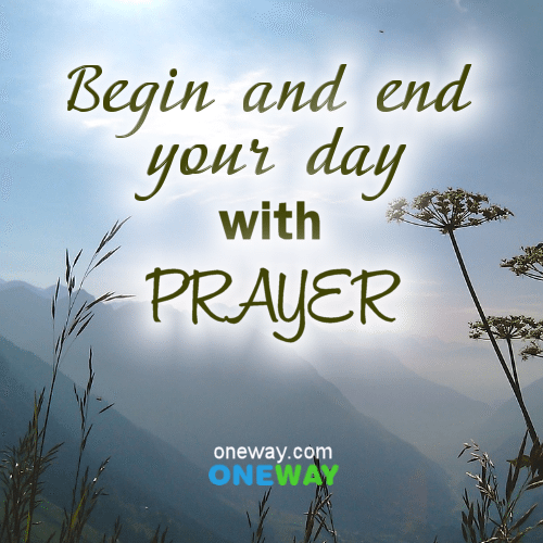 begin-and-end-your-day-with-prayer