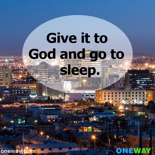 give-it-to-god-ang-go-sleep
