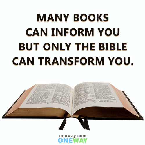 many-books-can-inform-you-but-only-the-bible-can-transform-you