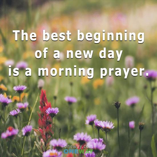 best-beginning-new-day-morning-prayer