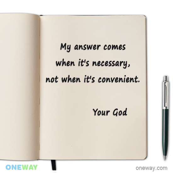 answer-comes-necessary-not-convenient
