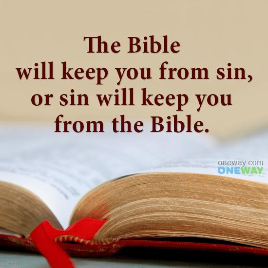 bible-will-keep-sin-sin-will-keep-bible