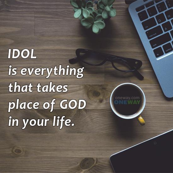 idol-everything-takes-place-god-life