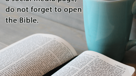 closing-social-media-page-not-forget-open-bible